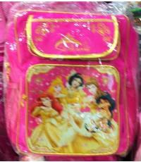 กระเป๋าเป้เจ้าหญิง Princess ขนาดสูง 15 นิ้ว ลิขสิทธิ์แท้
