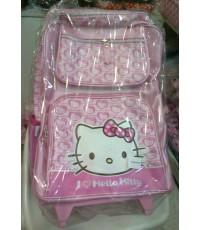 กระเป๋าล้อลาก คิตตี้ Kitty แบบใหม่ เนื้อดี