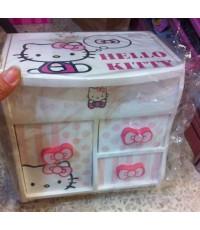 กล่องใส่เครื่องประดับคิตตี้ kitty งานไม้ค่ะ