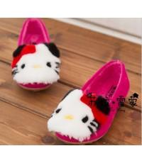 รองเท้าคัชชูคิตตี้ kitty