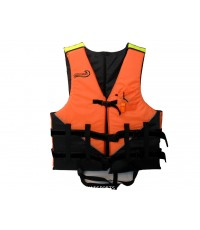 เสื้อชูชีพ Aquanox มีแถบสะท้อนแสง Size S, M