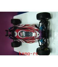 รถบั๊กกี้ ไฟฟ้า ขนาด 1:10 3851-5 รีโมทดิจิตอล อุปกรณ์ครบชุด
