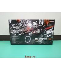 รถบั๊กกี้ไฟฟ้า(กันน้ำ) KASEMOTO  รุ่น  Shock wave ขนาด 1:10