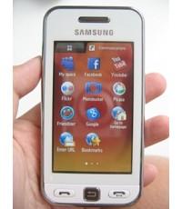 ซัมซุง สตาร์-Samsung Star Wifi s5233w ระบบหน้าจอสัมผัส ที่เพิ่มฟังชั่น WiFi เข้ามาอีก+ส่งฟรี