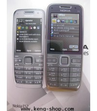 โนเกีย-Nokia E52 มือถือสำหรับนักธุรกิจ ส่งอีเมลล์ได้สบาย สื่อสารได้ครบ แบตเตอร์รี่ใช้ได้นานเป็นพิเศษ