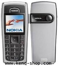 โนเกีย-Nokia 6230 เครื่องปุ่มกดรุ่นเก๋า ยังมีชีวิตอยู่ กะทัดรัด เล่นอินเตอร์เน็ตได้นะ+ส่งฟรี(N)