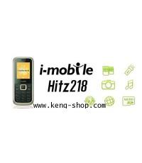 ไอโมบาย-i-mobile Hitz 218 ถูกเงิน รองรับ 2 sim+บลูทูช+MP3+กล้อง+สั่งแบบเก็บเงินปลายทางได้ ส่งฟรี