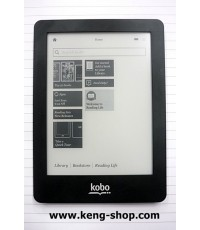 อีบุ๊ค โกโบ้ โกล-KOBO N613-KBO-B eReader GLO Edition(Black)นวัตกรรมการอ่านหนังสือที่จับใส่ในรูปiPad