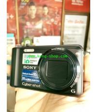 โซนี่-SONY CYBER-SHOT DSC-H55 กล้องดิจิตอลพร้อมเซ็นเซอร์ความละเอียด 14.1 ล้านพิกเซล ใช้งานง่าย สีดำ
