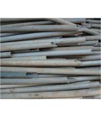 ท่อ PVC สีเทา-ตรง