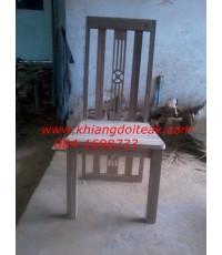 เก้าอี้ไม้สัก15