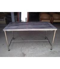 โต๊ะเตรียมสแตนเลส 80*150 ซม.
