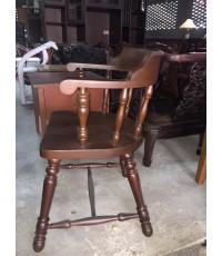 เก้าอี้ไม้สักมือสอง