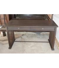 โต๊ะทำงานไม้สักมือสอง