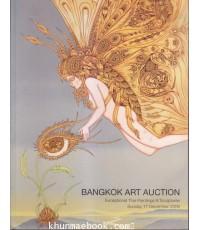 Bangkok Art Auction ,Thai Works of Art Exceptional