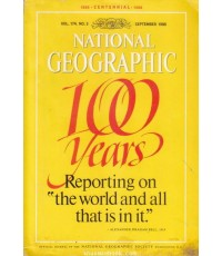 National GeoGraphic. 100 Years 1888-1988
