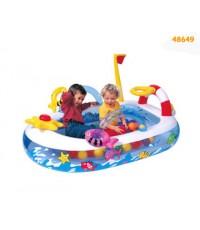 เรือสวนสนุก+บอลล์ 50 ลูก