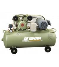 ปั๊มลมสวอน 1 แรงม้า swan aircompressor 1 hp MODEL:SVP-201-85L-380V