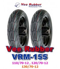 ยาง Vee Rubber ขอบ 12 ขนาด 110/70-12 (VRM-155)