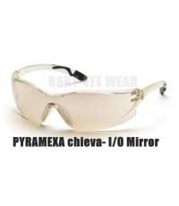 แว่นตา pyramex Achieva เลนส์ใสฉาบปรอท