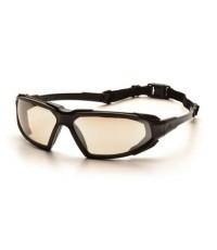 แว่นตา PYRAMEX รุ่น Highlander- Indoor/Outdoor Mirror Anti-Fog Lens