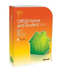 Software Microsoft Office Home and Student 2010