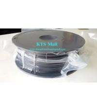 เส้นพลาสติก PLA Filament 1.75mm สี ดำ