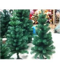 ต้นคริสมาสเขียว 120ซม. (กรุณาอ่านรายละเอียดสินค้าและการจัดส่งด้านใน)