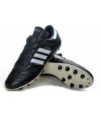 รองเท้าฟุตบอล adidas copa mundial Black/White