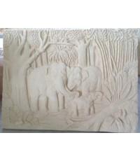 ช้าง 3 เชือก 65x50