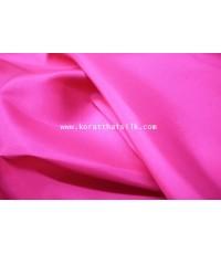 ผ้าไหม2เส้น สีชมพูบานเย็น