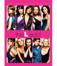 The L Word Season 4 DVD 7 แผ่น