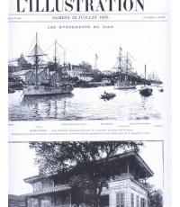 L'ILLUSTRATION(หนังสือพิมพ์ฝรั่งเศสเมื่อ113ปีที่แล้ว)