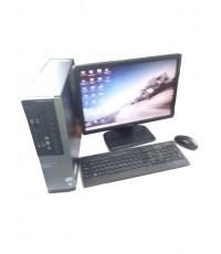 คอมพิวเตอร์Dell Optiplex990 Intel CORE i5 2400 3.20GHz+Dell LED19นิ้วครบชุด