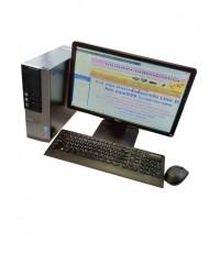 คอมพิวเตอร์Dell Optiplex3020 Intel CORE i5 4590 3.30GHz+Dell LED19นิ้วครบชุด