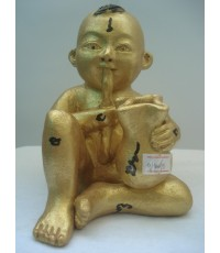 New!!! ดูดทรัพย์รับโชค 8 ทิศ กุมารพรายทองดูดรก หลวงพ่อดำ วัดพระพุทธบาทรัตนคีรี
