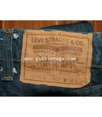 LEVI\'S 505-0217 ป้ายส้ม USA