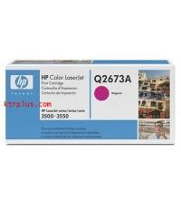 ตลับหมึกโทเนอร์ HP Q2673A (Magenta Toner)