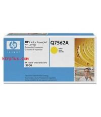 ตลับหมึกโทเนอร์ HP Q7562A (Yellow Toner)