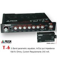 PRISM T-6 ปรีแอมป์ ระดับสนามแข่ง ปรับได้ตามจินตนาการ