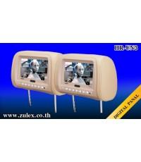 จอหัวหมอน ZULEX รุ่น HR-710W (HONDA) / HR-008 (HONDA/ขาโยก)