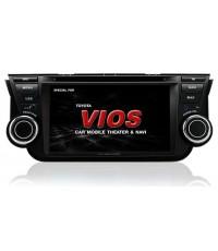 2din เฉพาะรุ่นสำหรับ new vios2013 และ yaris eco car 2013 zulex TY-vs13(GP)