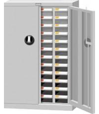 ตู้เหล็กเก็บชิ้นส่วน ตู้เก็บอะไหล่ ตู้เก็บparts TANKO รุ่น TKI-1412D-2