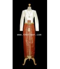 ชุดไทยบรมพิมาน TB 000400