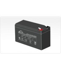 แบตเตอรี่แห้ง LEOCH LP12-6.0 Battery Lead Acid 12V 6.0Ah VRLA AGM