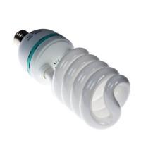 หลอดไฟฟลูออเรสเซนต์ ไฟต่อเนื่อง ไฟถ่ายสินค้า ไฟถ่ายรูปถ่ายวิดีโอ ไฟซุ้มงานแต่ง150W E27 Daylight Bulb