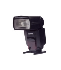 ไฟแฟลช SL-566 Speedlight Wireless Light Slave control LCD Panel แฟลช Slave Travor