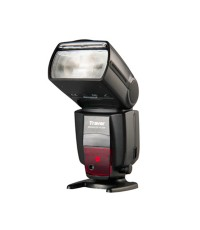 ไฟแฟลช SL-568 Speedlight Wireless Light Slave control LCD Panel แฟลช Master Travor