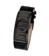 พร้อมส่ง*Morgan  นาฬิกาข้อมือ สวยมาก สายหนังแท้สีดำ มีเรือนเดียวค่ะ จากอังกฤษ ของแท้