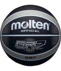 (11MTNBKB7010) MOLTEN บาสเก็ตบอล Basketball RB MOT BGRX7-KS
